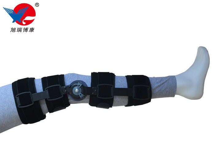 Custom Color Children'S Functional Knee Brace Composite Fabric Superior Flexibility